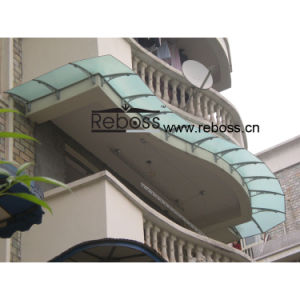 Outdoor Decorations --- Aluminum Composite Awnings pictures & photos