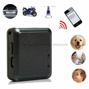 Long Standby Cheap Mini GPS Tracking Device for Pet/Person V8 pictures & photos