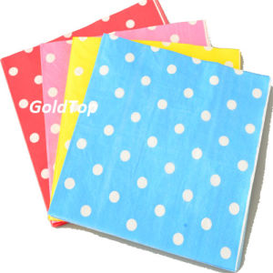 21*21cm High Quality Paper Dinner Napkins pictures & photos