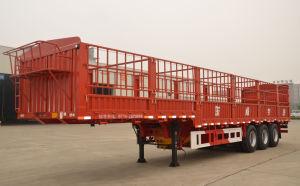 11m 3 Axles Warehouse Semi-Trailer with Gooseneck