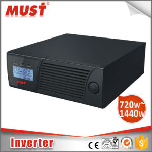 1200va 10A 20A High Frequency Home Inverter pictures & photos