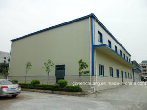 Prefab House of Heat Insulation Sandwich Panel