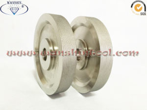 Electroplated Diamond Wheel for Optic Glass pictures & photos