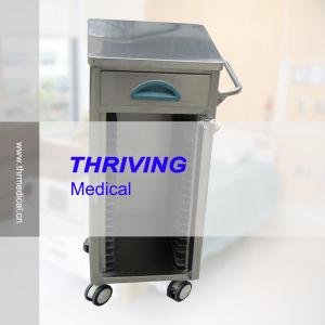 Hospital Single Records Folder Cart (THR-SSC001) pictures & photos