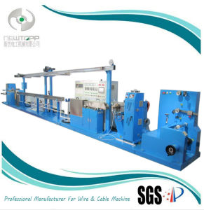 PVC/PE/PU/Nylon Wire and Cable Extrusion Machines pictures & photos