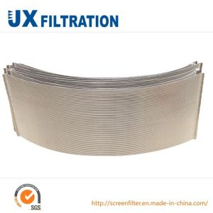 Wedge Wire Sieve Bend Screen pictures & photos