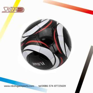 2014 New Design Machine Stitched PVC Soccer Ball pictures & photos