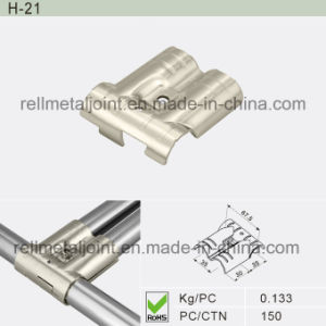 Nickel Plated Joint for Industrial Production Lines (H-21) pictures & photos