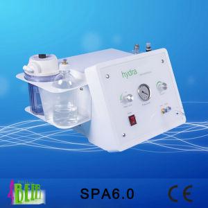 Water Dermabrasion Skin Rejuvenation Skin Peeling Machine 3 in 1 SPA6.0 pictures & photos