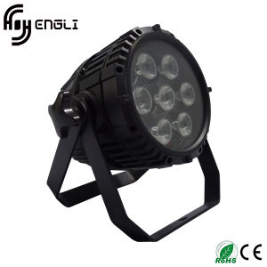 7*10W LED Waterproof Stage PAR Can (HL-032) pictures & photos