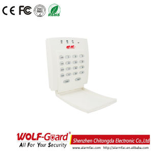 Jp-05 433MHz Wireless Alarm Setting Keyboard pictures & photos