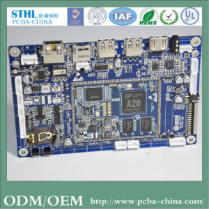 HDMI LCD Controller Board SMT PCB Assembly Factory pictures & photos