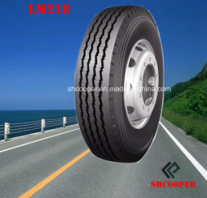 Long March Steer/Trailer Truck Tyre with 1 Size (LM218) pictures & photos
