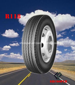 R118 Roadlux Tubeless Tire for Steer/Trailer Wheels pictures & photos