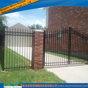 Stainless Steel Aluminium Residential Ornamental Fence pictures & photos