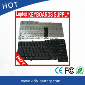 Laptop Keyboards for DELL 630m 640m 6400 Us Black pictures & photos