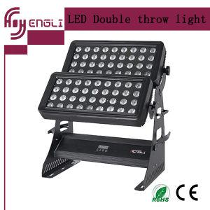 72PCS*10W LED Double Project-Light (HL-039) pictures & photos
