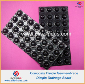 HDPE Dimple Geomembrane for Football Field pictures & photos