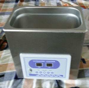 Stainless Steel 5 Liter Ultrasonic Cleaner pictures & photos