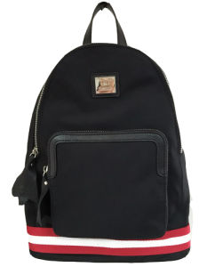 Wholesal Fashion Lady Nylon Backpack with Hight Quality (1607-47)