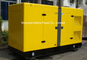 150kVA 120kw Cummins Diesel Generator Silent Genset Soundproof Canopy pictures & photos