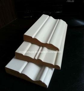 Primed Fj Wood Moulding pictures & photos