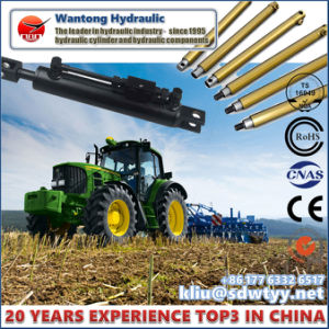 Tie-Rod Cylinder, Welded Cylinder for Agriculture Machine Cylinder pictures & photos