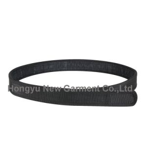Military and Police Hook and Loop Inner Duty Belt (HY-WB006) pictures & photos