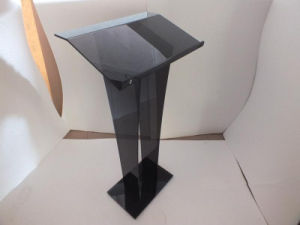 Acrylic Podium Pulpit Lectern Church School Restaurant Reception pictures & photos