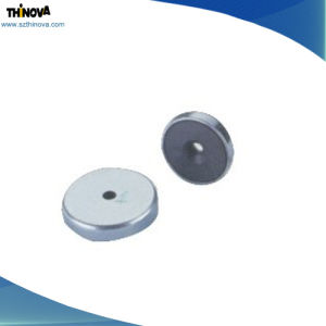Customized High Quality Strong Disc Shape NdFeB Magnets with Inner Hole pictures & photos