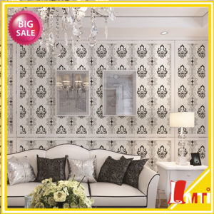 China Supplier Italy Style PVC Wallcovering for Home Decor pictures & photos