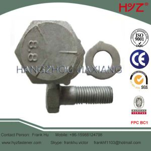 Hot DIP Galvanized Bolt As1252 pictures & photos