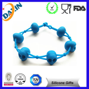 All Knids of Customized Silicone Bracelet Wristbands pictures & photos