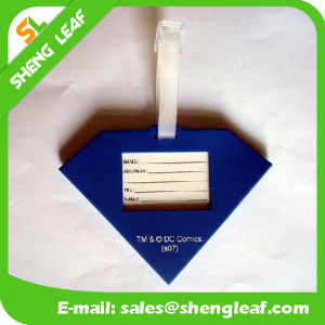 New Design Logo Traveling Soft Luggage Tag (SLF-LT088) pictures & photos
