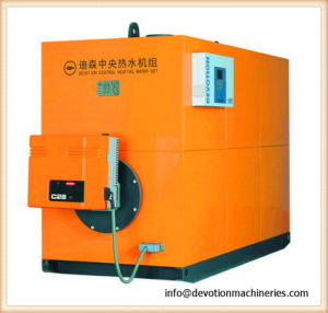 Hot Sale & Competitive Price &Quick Install 700kw Hot Water Boiler pictures & photos