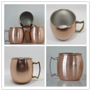 16 Oz Moscow Mule Copper Mug Dn-903 pictures & photos