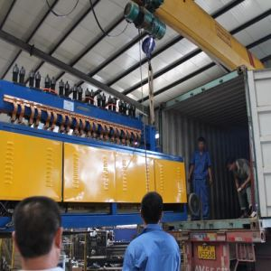 Automatic Steel Wire Mesh Welding Machine pictures & photos