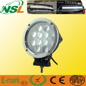Multivoltage 10-80V DC Input 7 Inch CREE 60W 12LEDs Driving Light, LED Work Light with High Quality pictures & photos