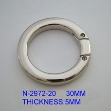 Zinc Alloy Metal Ring for Bag Luggage pictures & photos