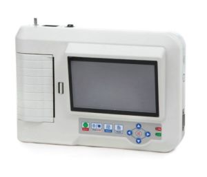 Portable Sx Channel ECG Machine with Interpretation with Ce Approval pictures & photos