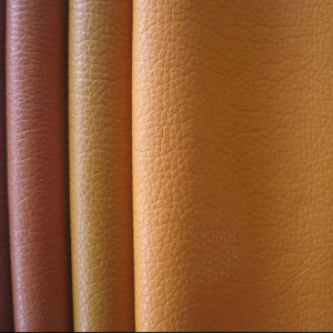 PU Leather Fabric for Sofa 0224 pictures & photos