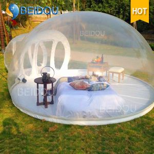 Customized LED Bubble Camping Party Event Wedding Dome Marquee Tents Inflatable Tent pictures & photos