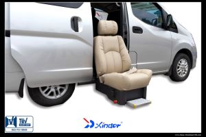 Load 120kg Swivel and Lifting Car Seat for Passenger pictures & photos