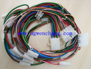 Wire Harness for Internal Wiring of Home Appliance, Electrical Equipment by PVC Cable UL1007