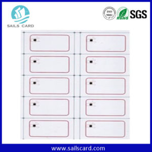 ISO 14443 a Smart Card with A4 F08 Chip Inlay pictures & photos