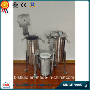 Stainless Steel Bag Filter for Water pictures & photos