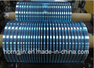 Aluminium Foil Fin Strip /Aluminum Foil Polyester Tape for Cable pictures & photos