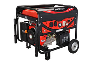 2.5kw Electric Start Portable Gasoline Generator for Home Use (FA3000E) pictures & photos