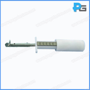 IEC 60335 Figure 7 Fingernail Probe with 50n Force pictures & photos