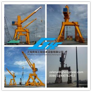 Portal Crane Gantry Crane Mobile Crane pictures & photos
